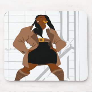 Figure Reference 2 (Paint.net) Mouse Pad