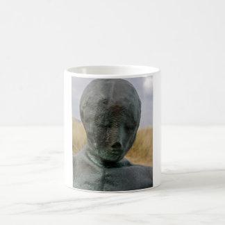 Figure Sculptures in South Shields Mug