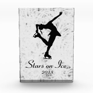 Figure Skater Award - Personalize
