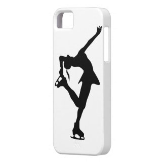 Figure Skater iPhone 5 Case