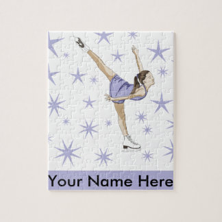 Figure Skating Giftware Jigsaw Puzzle