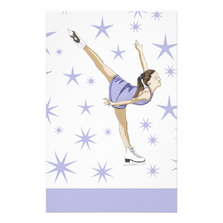 Figure Skating Giftware Stationery