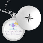 """Figure Skating Locket<br><div class=""""desc"""">I&#39;m just a girl,  who fell in love... With the ice!  Perfect gift for you favorite figure skater!</div>"""