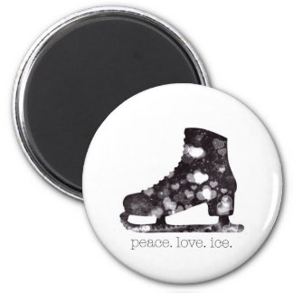 Figure Skating Magnet Button collector