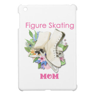 Figure Skating Mom Gift Best Pink iPad Mini Covers