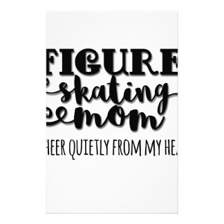 Figure Skating Mom Giftware Stationery
