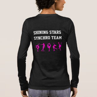 Figure Skating Mom Shirt with Heart - Personalize