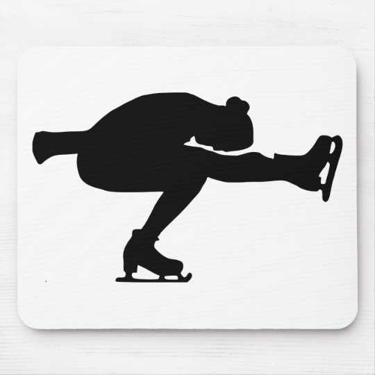 Figure Skating Mouse Pad