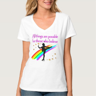FIGURE SKATING QUEEN T-Shirt
