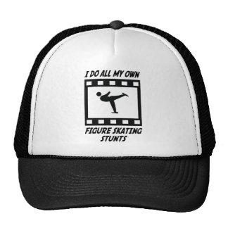 Figure Skating Stunts Hat