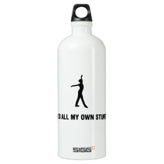 Figure Skating Water Bottle