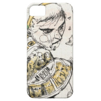 Figure Toy iPhone SE/5/5s Case