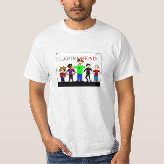 figurehead cartoon t-shirt