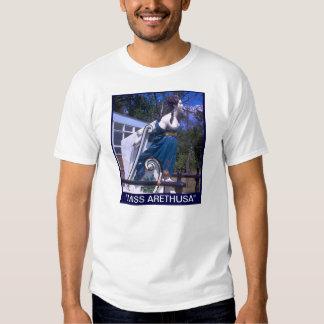 Figurehead of HMS Arethusa T-shirt