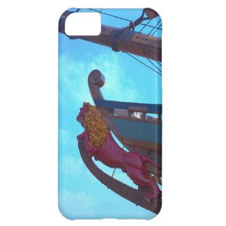 Figurehead of VOC batavia,  Lelystadt, Holland iPhone 5C Cases