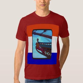 Figurehead, VOC Batavia, Holland Tee Shirt