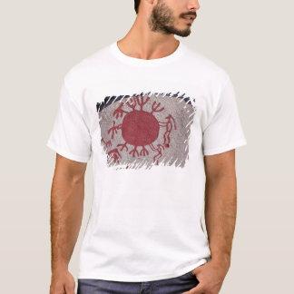 Figures and animals around a sun T-Shirt
