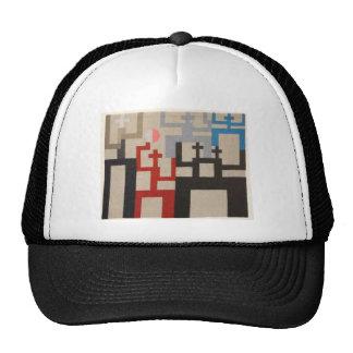 Figures by Sophie Taeuber-Arp Trucker Hat