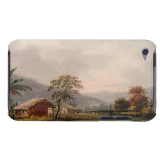 Figures Guiding a Sampan Round a Bend in a River, iPod Touch Cover