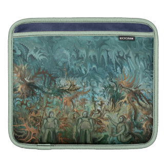 Figures in the landscape by rafi talby iPad sleeves