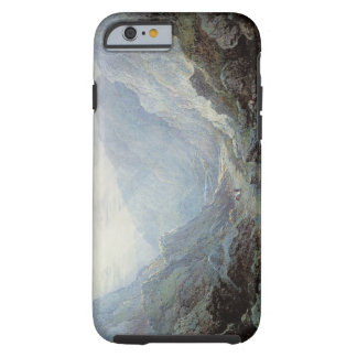 Figures Resting On The Pathway Through A Rocky Gor Tough iPhone 6 Case
