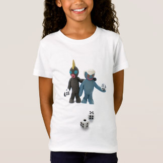 figures with dice T-Shirt