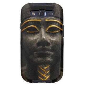Figurilla de dios egipcio Osiris del último períod Galaxy SIII Protector