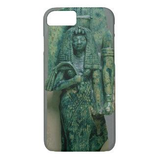 Figurilla de la reina Tiye, esposa de Amenophis Funda iPhone 7