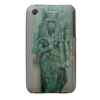Figurilla de la reina Tiye, esposa de Amenophis Funda Para iPhone 3