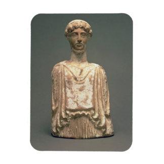 Figurilla de Persephone, ático, c.500 A.C. (terrac Imanes De Vinilo