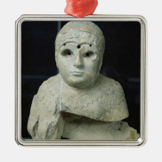 Figurilla de una mujer con el mantón, período de A Ornamentos De Reyes