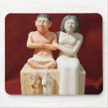 Figurilla del Seneb enano y de su familia Tapete De Ratón