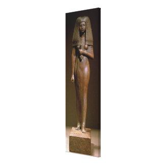 Figurilla del Tuya cabeza del harem del minuto N Lona Estirada Galerías