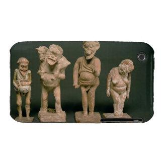Figurillas de actores y de actrices, helenísticas, iPhone 3 protector