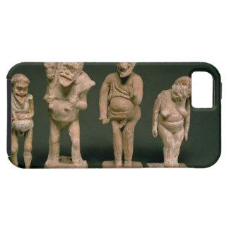 Figurillas de actores y de actrices, helenísticas, iPhone 5 carcasas