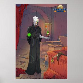 Figurine of Dark Desire Poster