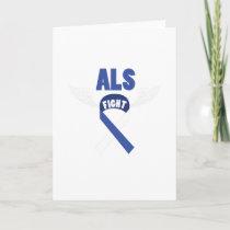 Fihgt ALS Awareness Card