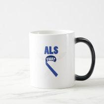Fihgt ALS Awareness Magic Mug