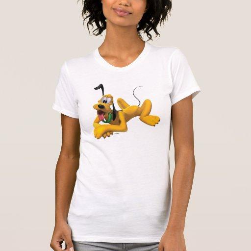 Fijación 2 de Plutón Camisetas