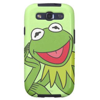 Fijación de Kermit Samsung Galaxy S3 Carcasas