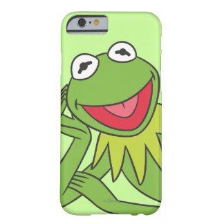 Fijación de Kermit Funda De iPhone 6 Barely There