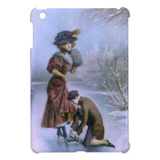 Fijación de los patines iPad mini protectores