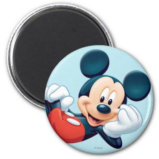 Fijación de Mickey Mouse Iman