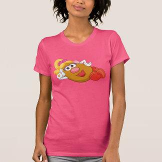 Fijación de señora Potato Head Camiseta