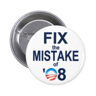 Fije el error de O8 Pins