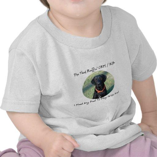 Fije esa camisa negra del papá del texto de Ruffin