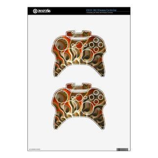 Fije Phasers para atontar la piel del regulador de Mando Xbox 360 Skin