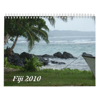 Fiji 2010 calendar