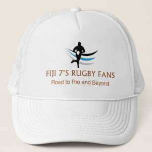 28740f3988d Fiji 7 s Rugby Fans To Rio - Trucker Hat