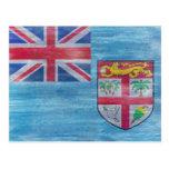 Fiji apenó la bandera postal